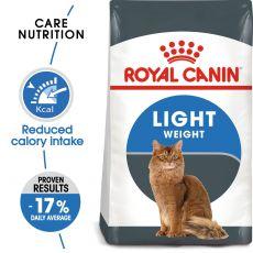 Royal Canin LIGHT WEIGHT CARE - karma dla nieaktywnych kotów, 2 kg