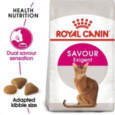 Royal Canin Savour EXIGENT - karma dla wybrednych kotów, 2 kg