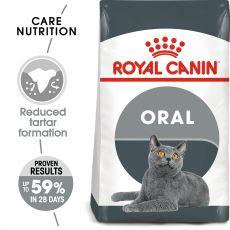 Royal Canin ORAL Care - karma dla kotów, 400 g