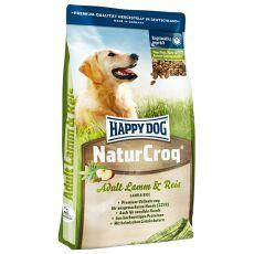 Happy Dog NaturCroq LAMM a REIS 15 kg