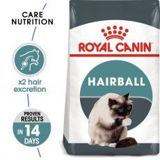 Royal Canin HAIRBALL CARE - karma dla kotów, 400 g