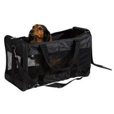 Torba dla psów i kotów Ryan, nylonowa - 26x27x47cm