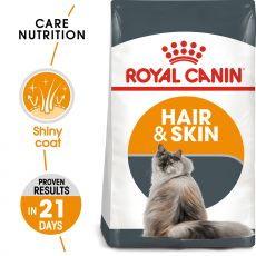 ROYAL CANIN HAIR & SKIN 33 - 0,4kg
