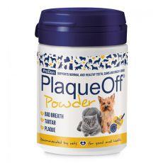 Plaque Off Animal – pielęgnacja zębów i dziąseł, 40g