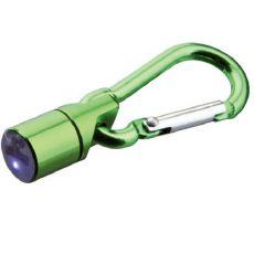 Flesh w zielonym kolorze dla psów i kotów, na baterie, 1 cm