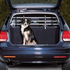 Krata bezpieczeństwa do samochodu dla psów