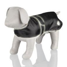 Płaszcz dla psa z elementami odblaskowymi- M / 45-65cm