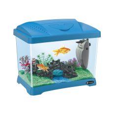 Plastikowe akwarium CAPRI JUNIOR BLUE 21L