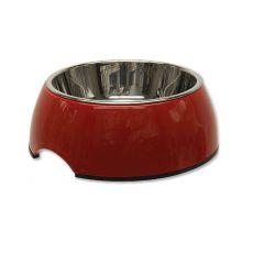 Miska dla psa DOG FANTASY - 0,35l, czerwona