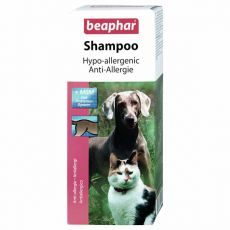 Hipoalergiczny szampon dla psów i kotów, 200ml