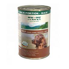 BEWI DOG, Dziczyzna - konserwa 1200 g