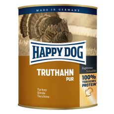 Happy Dog Pur - Truthahn 800g / indyk