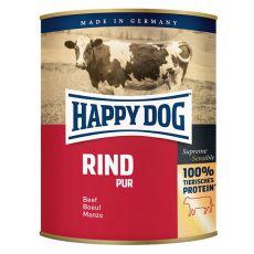 Happy Dog Pur - Rind 800g / wołowina