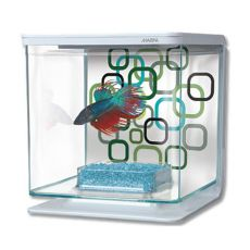 Akwarium MARINA Geo Bubbles 2l, plastikowe