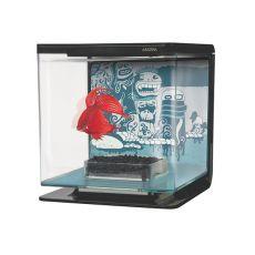 Akwarium MARINA Wild Things 2l, plastikowe