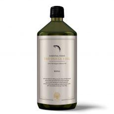 ESSENTIALFOODS Omega 3 Oil - 100 % olej z łososia, 1l