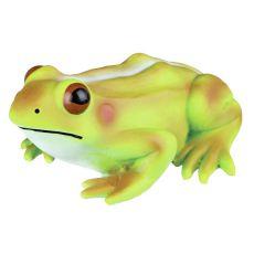 Zabawka dla psów, żaba z lateksu - 16 cm