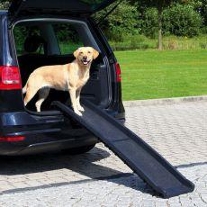 Plastikowa rampa dla psa - 40 x 156 cm