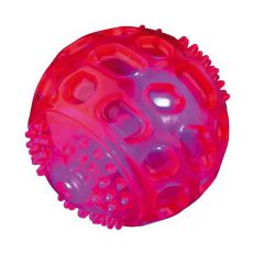 Zabawka dla psa - świecąca piłka, 5,5 cm