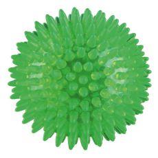 Zabawka dla psów - piłka z termogumy z kolcami, 8 cm