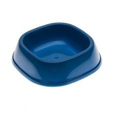 Miska dla psa SNACK 1 - plastikowa, niebieska, 250 ml