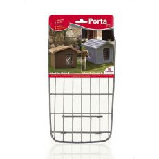 Drzwi do budy psa - porta 3, metalowe - 37,5 x 21,5 cm