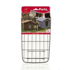 Drzwi do budy psa - porta 4, metalowe - 48 x 27,5 cm