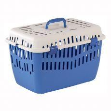 Transporter BINNY 1 - niebieski, 44 x 29 x 29 cm