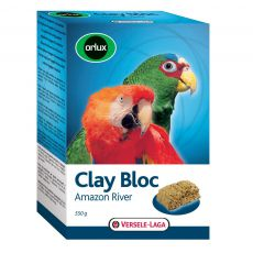 Kostka gliniana Orlux Clay Bloc Amazon River 550g