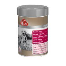 Drożdże piwne dla psów 8 in 1 VITALITY - 260 tabletek