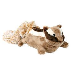 Pluszowa zabawka dla psa- wiewiórka, 23 cm