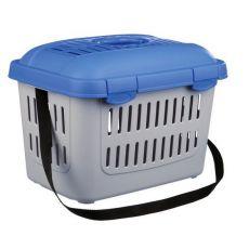 Transporter MIDI-CAPRI - niebieski, 44 x 33 x 32 cm
