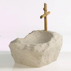 Fontanna Laguna Oriental z kamienia - 58x63x80 cm