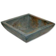 Fontanna Laguna Water Bowl - kwadratowa, 57x20cm