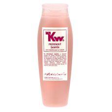 Kw - Proteinowy szampon dla młodych psów i kotów, 250ml