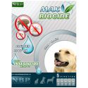 MAX BIOCIDE krople przeciwko pasożytom dla psów, 5 szt.