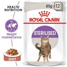 Royal Canin STERILISED 12 x 85 g - saszetka